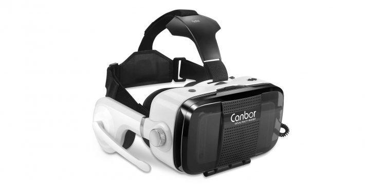 Canbor VR ゴーグル