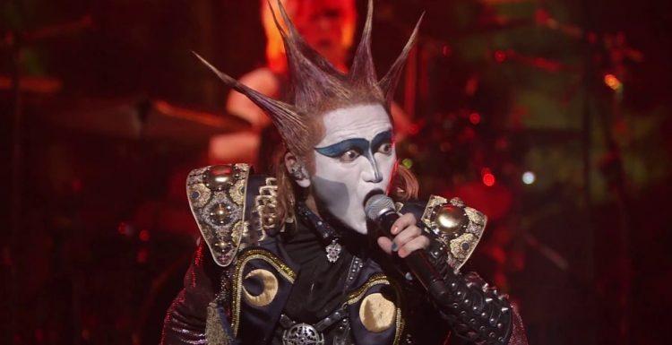蓮実クレア 「聖飢魔II」の熱狂的なファン